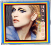 HOLLYWOOD - UK CD SINGLE (W614CD2)